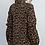 Thumbnail: Leopard tie blouse