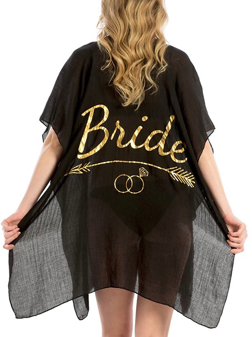 Bride Cover Up