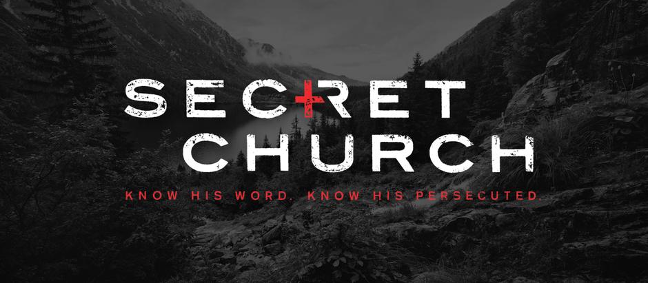 Secret Church 19