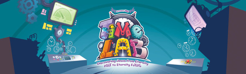 Answers In Genesis - Time Lab VBS