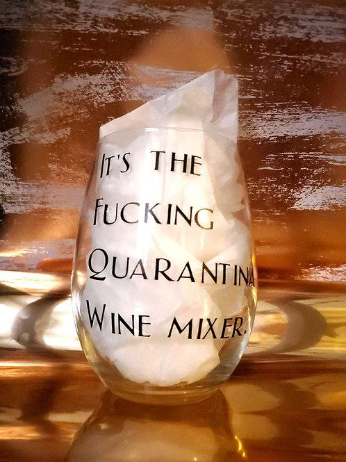 White Wine Glass #2