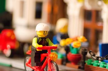 Ga vaker op de fiets naar school, dat is beter voor het milieu!