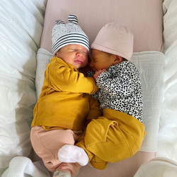 Dit zijn Mare en Sofia!