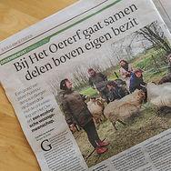 Het Oererf papieren editie BN/De Stem