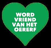 vriend van het oererf - green heart.png