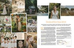NZ WEDDINGS MAGAZINE 2014