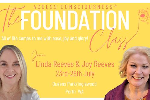 Access Foundation® Class 23 -26 July 2021