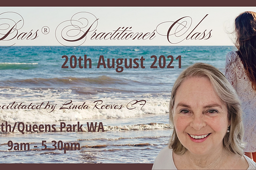 Access BARS® Practitioner Class 20th August  2021