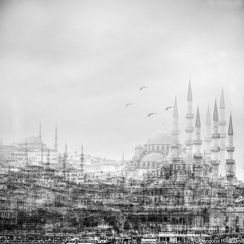 Istanbul par Françoise Hillemand