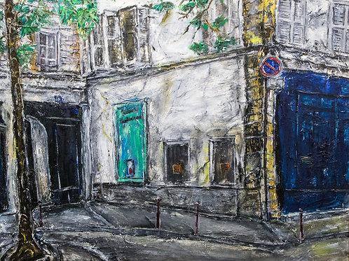 Miho Hirakawa, Place Furstenberg 75006 Paris