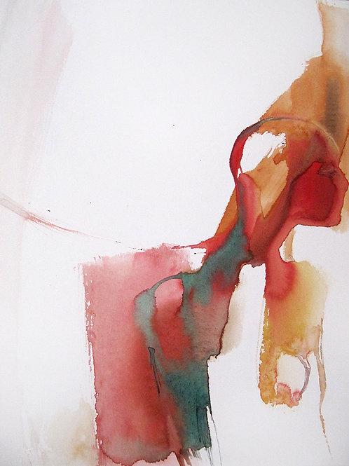 Espérance rouge de Sylvia Baldeva