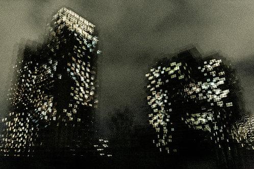 Photographie de la Série Effects New York par Pascal Sonnet