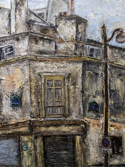 Miho Hirakawa Rue de l'Orillon, 75011 Paris