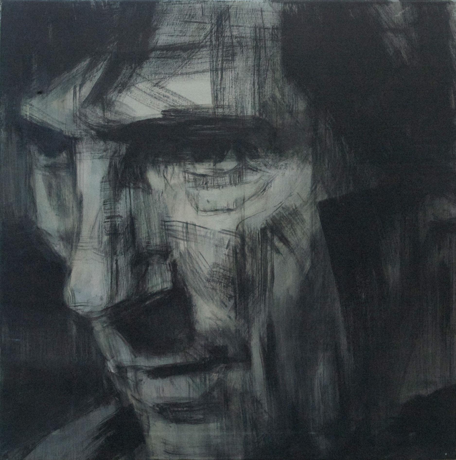 portrait gris