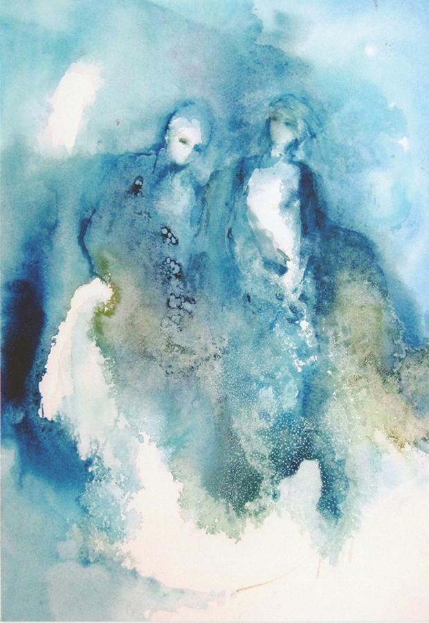 Bleu celeste - bd