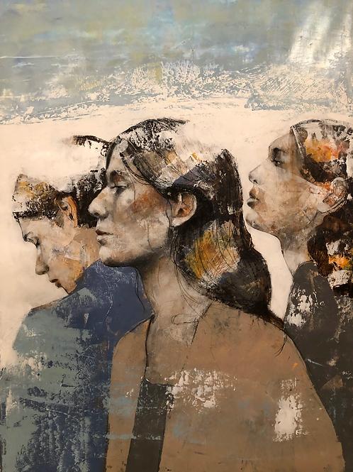 Les Trois Soeurs de Nicholas Coss