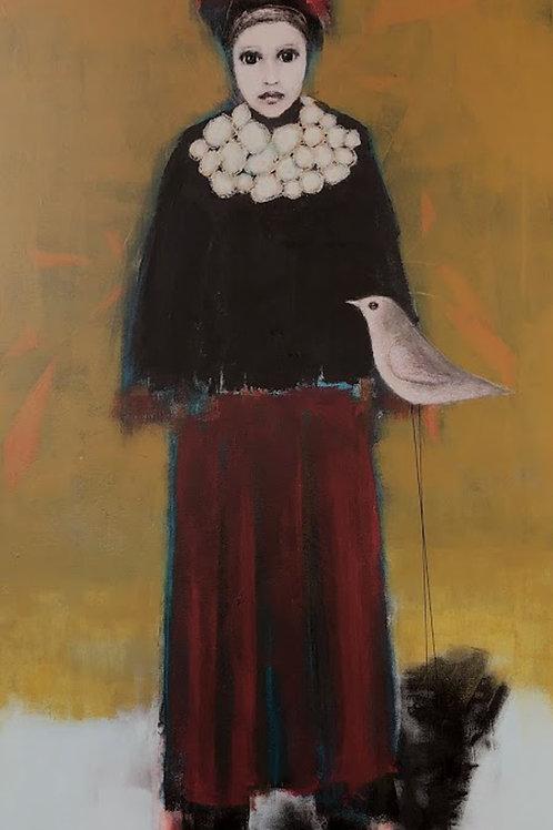 Peinture Nathalie Romengas