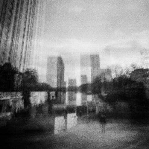 Déambulations urbaines par Françoise Chadelas