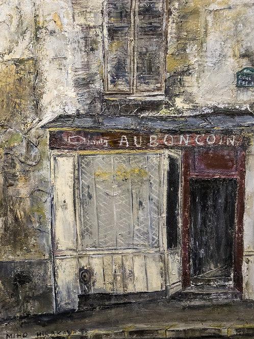 Miho Hirakawa, Rue Pelleport 75020 Paris