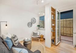 Living room window and door replacement
