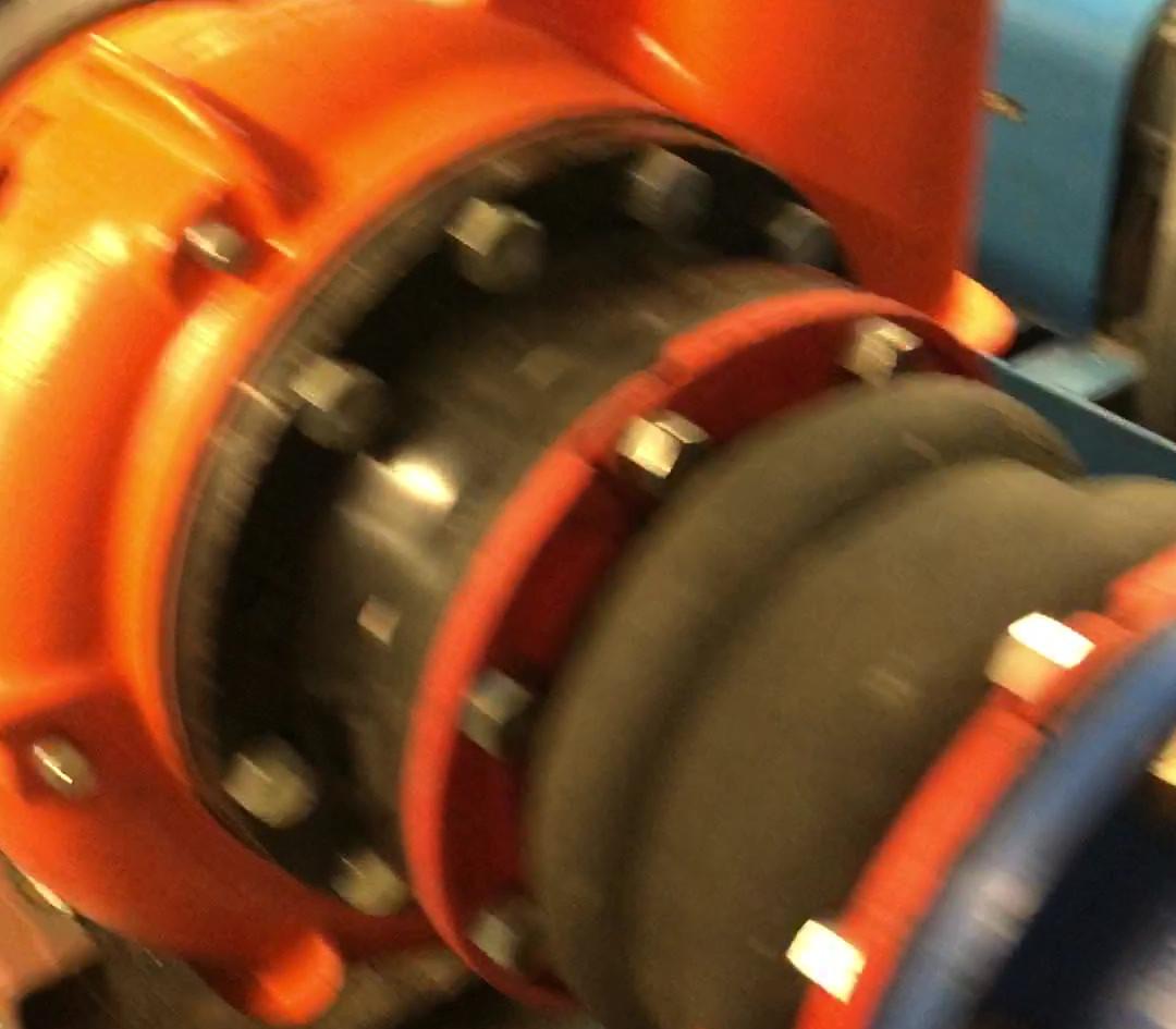 Installation Motor