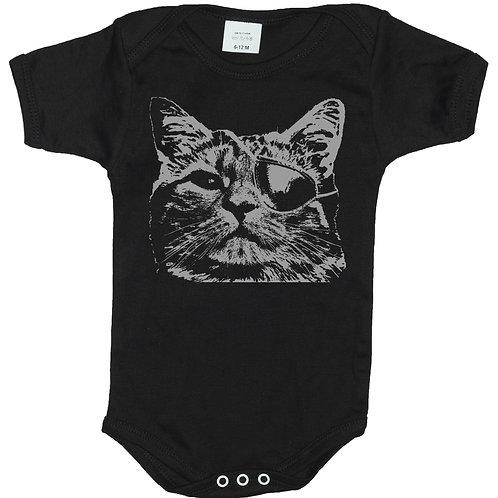 חתול - בגד גוף קצר