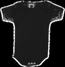 בגד גוף שחור לתינוק