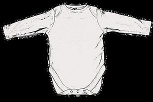 בגד גוף מגניב לתינוק