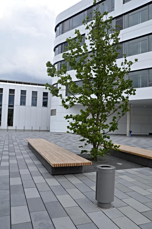 Außenanlagen SMA