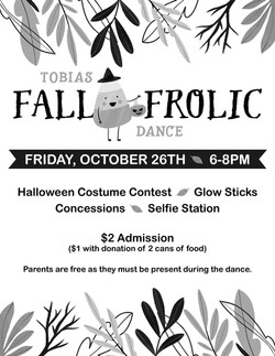 School Dance Flyer