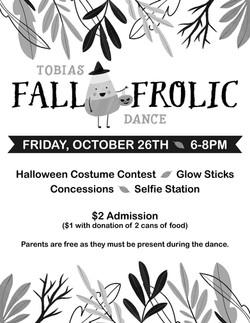 School Dance Flyer