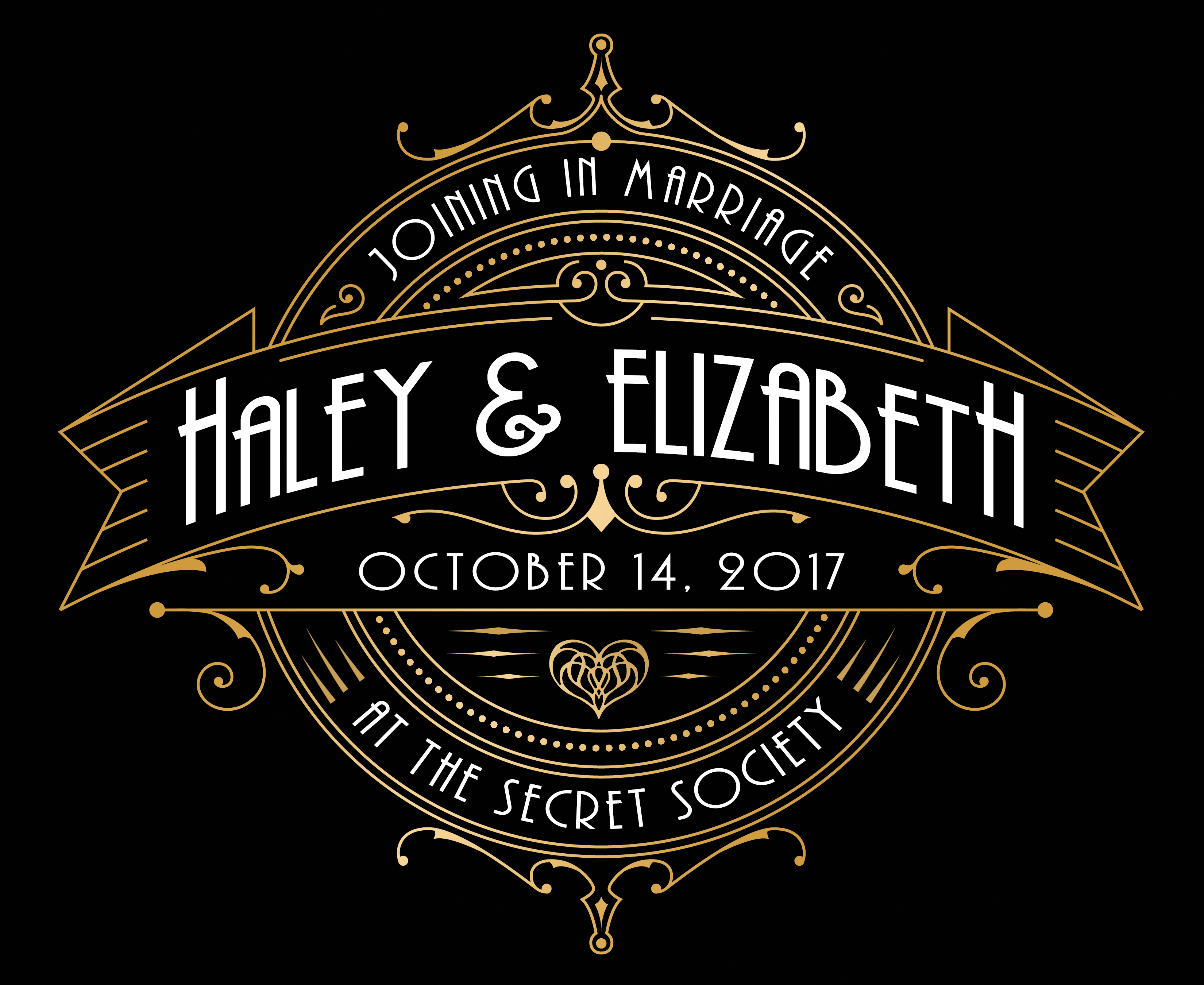 Wedding Invitation Graphic
