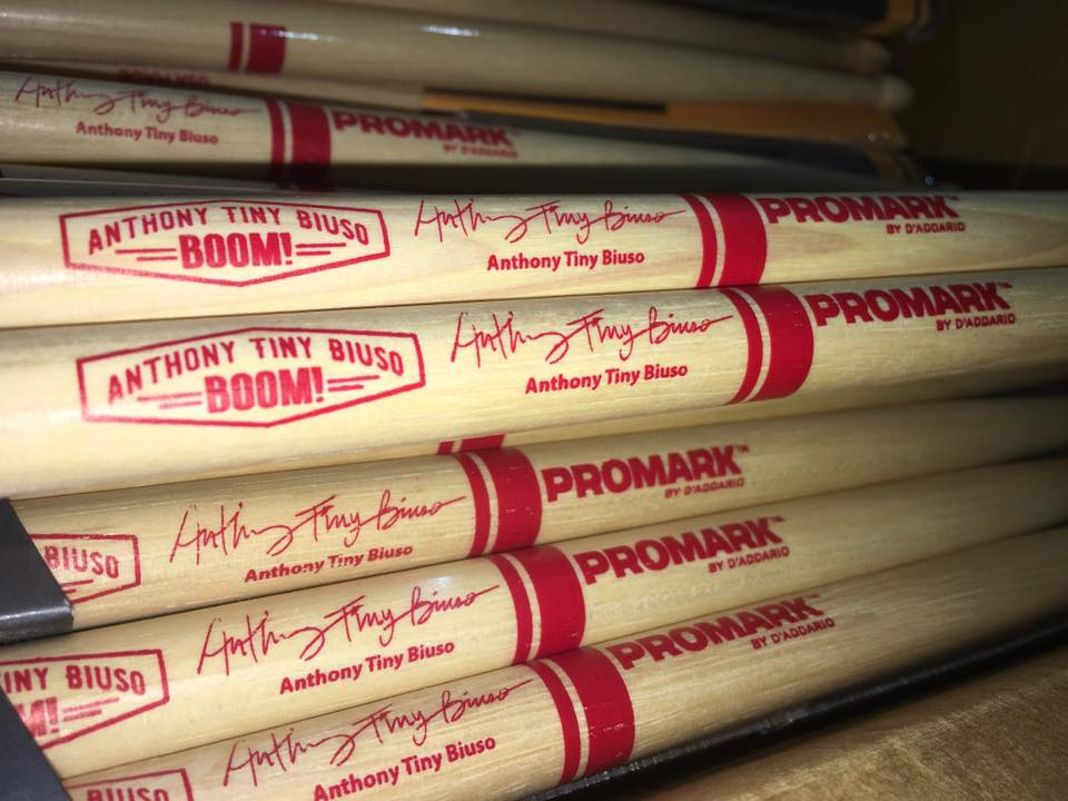 Custom Drum Sticks