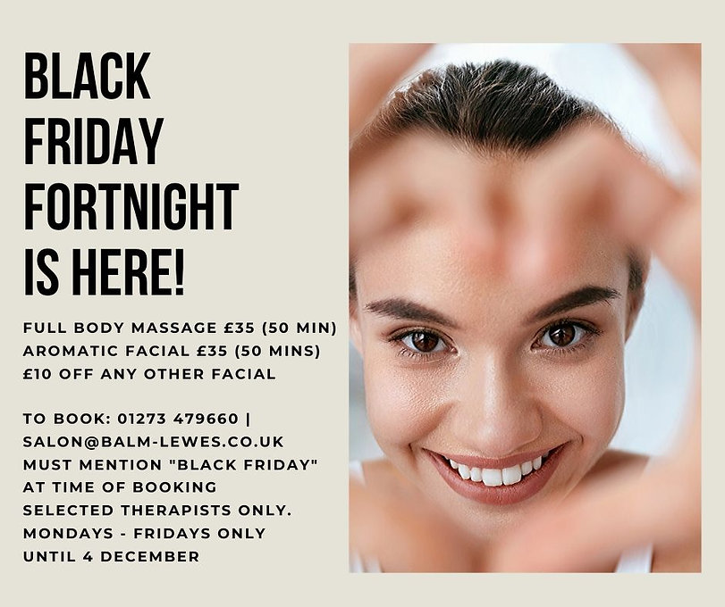 Copy of Black Friday Clothing Sale Flyer
