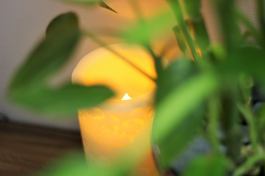 Relaxing Candlelit Ambiance