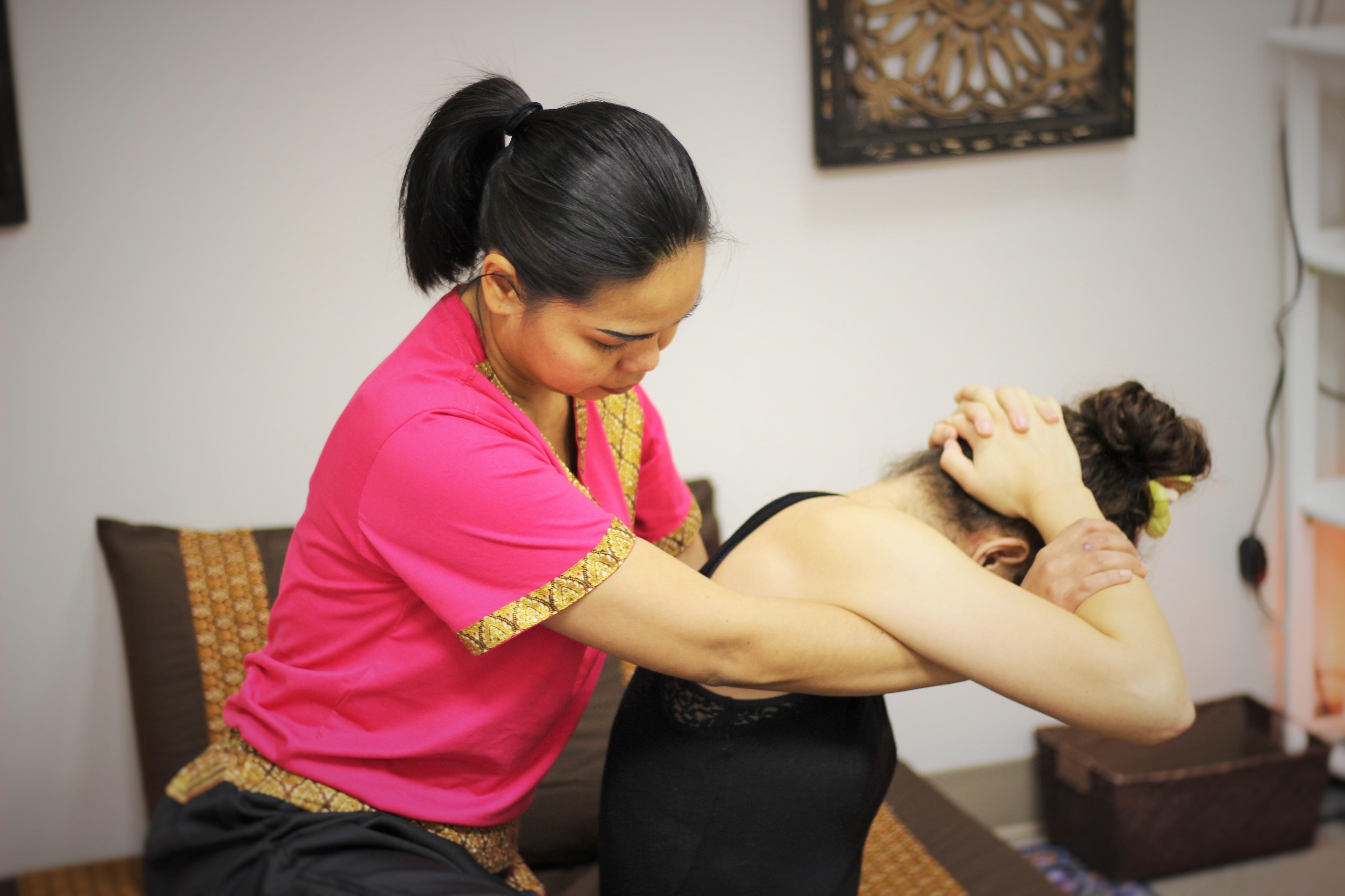 60-Minute Thai Massage Session