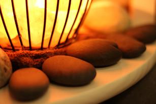 Relaxing Himilayan Salt Lamp