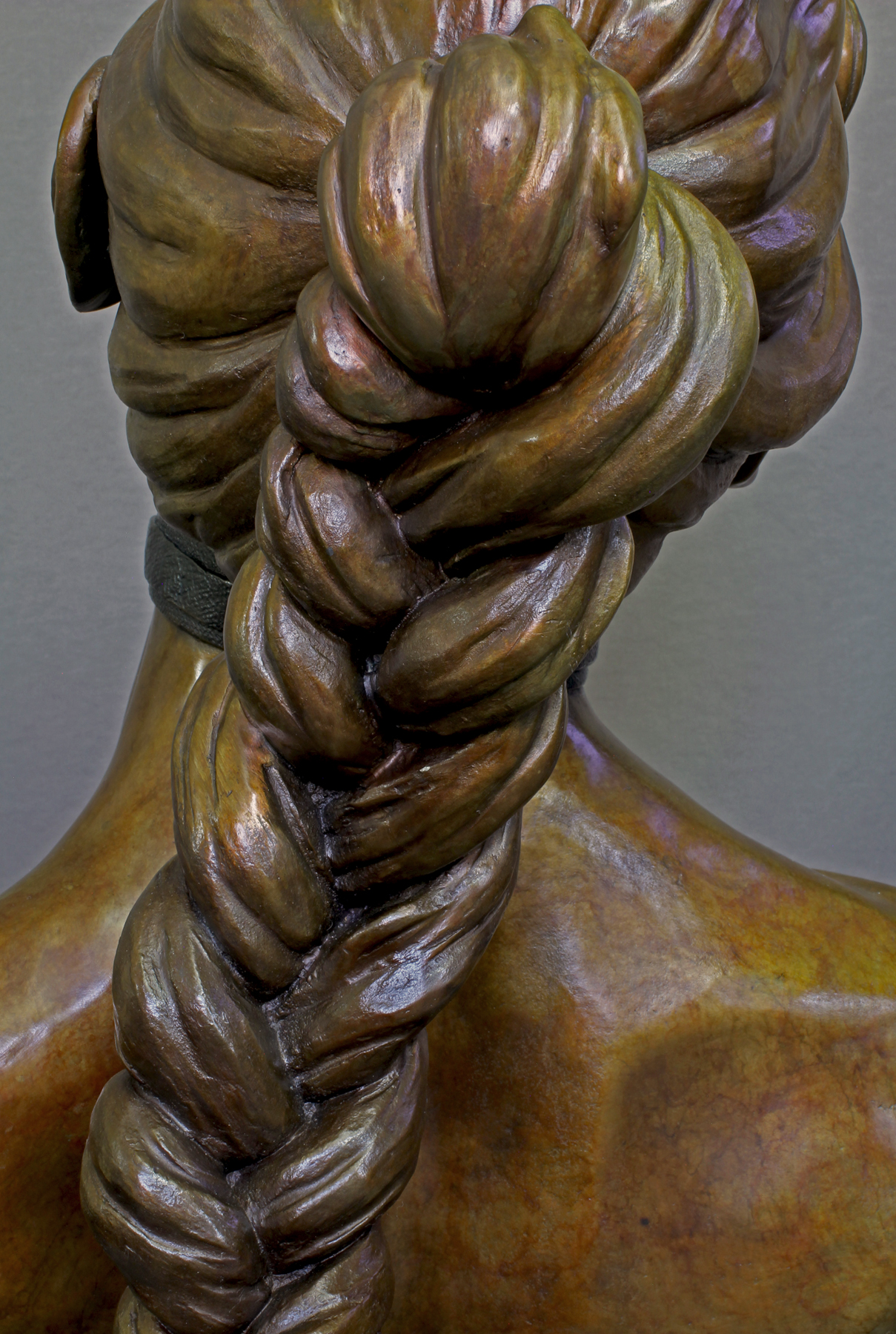 Braid close up