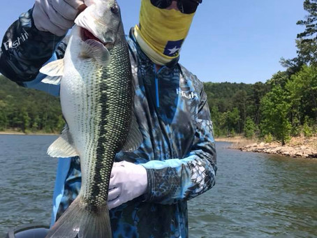 Fishing Fun on Broken Bow Lake