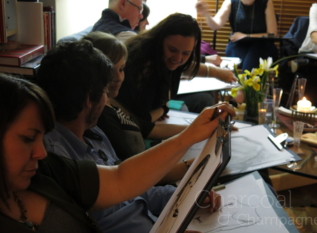 You've come across our Charcoal & Champagne classes, but you're not sure they're for you?