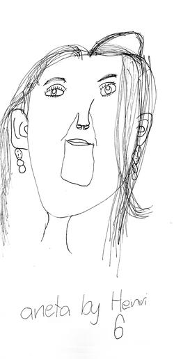 Aneta by Henri Rose (6yo)