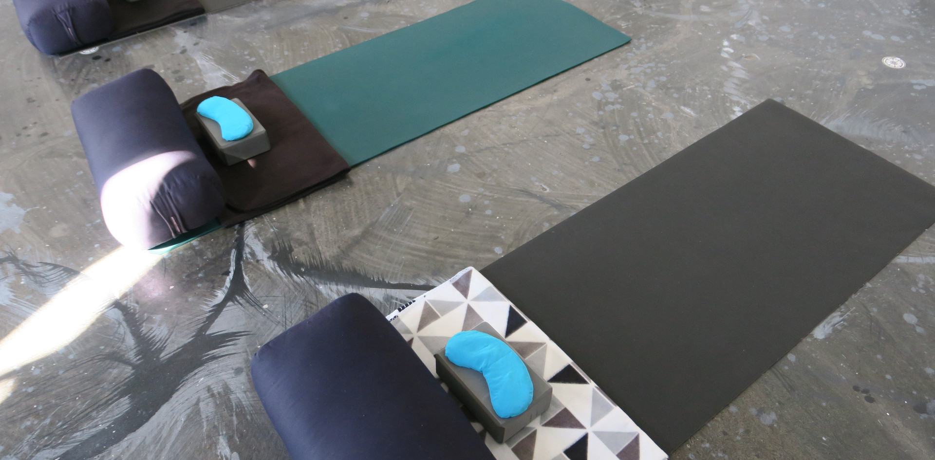 our workshops are a perfect pairing with other activities such as yoga