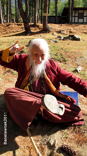 Monk Jazhalpa