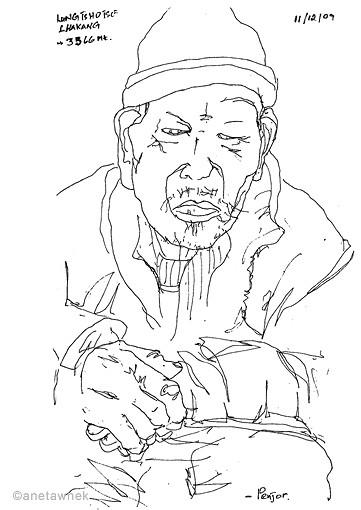 Monk Penjor
