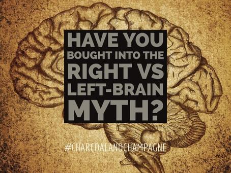 Right vs left-brain?