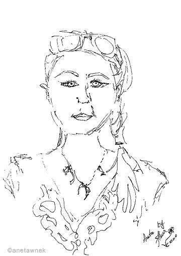 Aneta by Fleur Henson