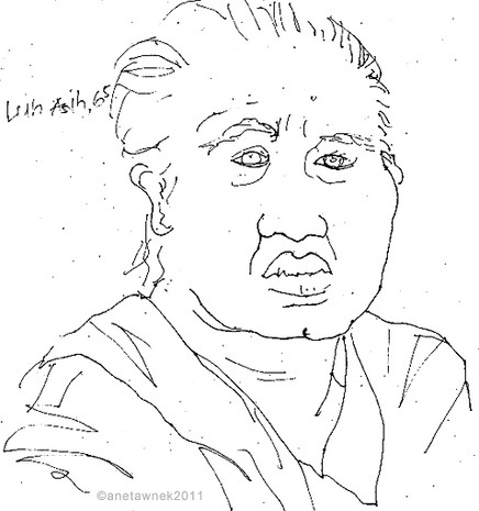 Luh Asih, 65 ... Komang's mother.jpg