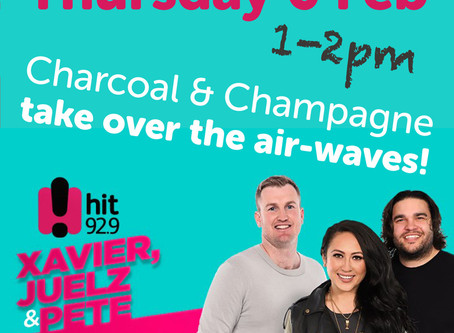 We're taking over the air-waves Thursday on HIT 92.9!