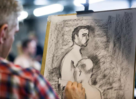 How life drawing builds capacity for empathy