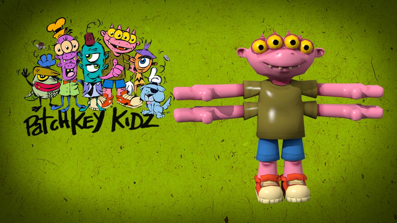 Patchkey Kidz - Boy Howdy